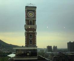 からくり時計塔